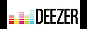 לוגו deezer